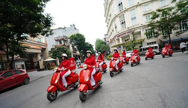 Thành công tại thị trường Tp. Hồ Chí Minh, GO-VIET tiếp tục chinh phục Hà Nội - Ảnh 5.