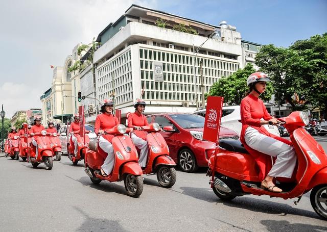 Thành công tại thị trường Tp. Hồ Chí Minh, GO-VIET tiếp tục chinh phục Hà Nội - Ảnh 6.