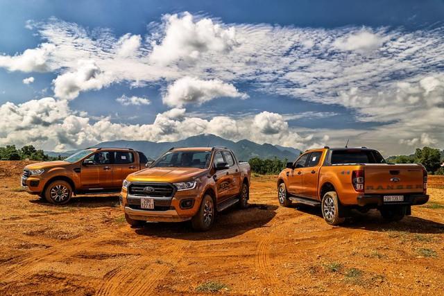 Điều gì khiến Ford Ranger thành công trên thị trường Việt Nam? - Ảnh 5.