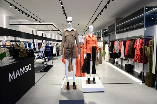 MANGO khai trương cửa hàng thứ 8 tại trung tâm thương mại Vincom Center Thảo Điền - Ảnh 1.