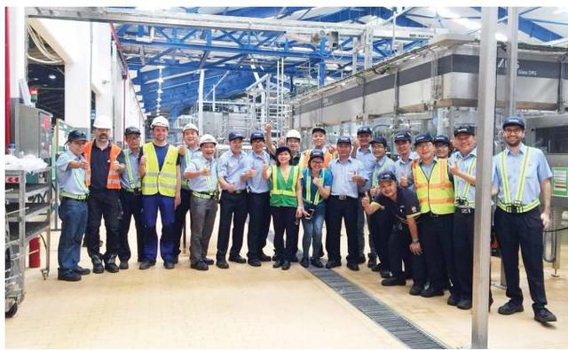 HEINEKEN Việt Nam được vinh danh môi trường làm việc tốt nhất châu Á - Ảnh 1.