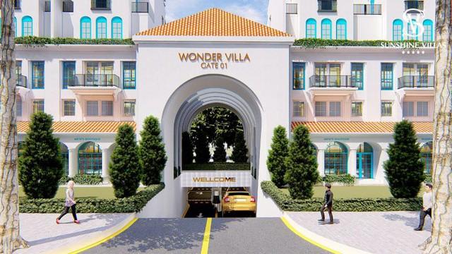 """Sắp công bố bộ sưu tập villa sinh thái nghỉ dưỡng nội đô """"made in"""" Sunshine - Ảnh 3."""