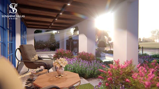 """Sắp công bố bộ sưu tập villa sinh thái nghỉ dưỡng nội đô """"made in"""" Sunshine - Ảnh 5."""