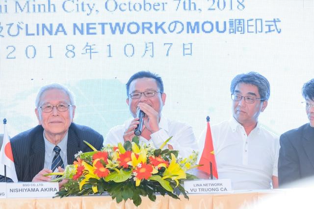 LINA Netwwork ký kết hợp tác với các tập đoàn Nhật Bản triển khai ứng dụng Blockchain trong Fintech - Ảnh 1.