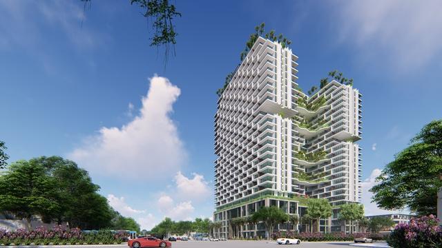 Phú Yên sắp có tổ hợp căn hộ khách sạn, thương mại quốc tế nghìn tỷ - Ảnh 2.