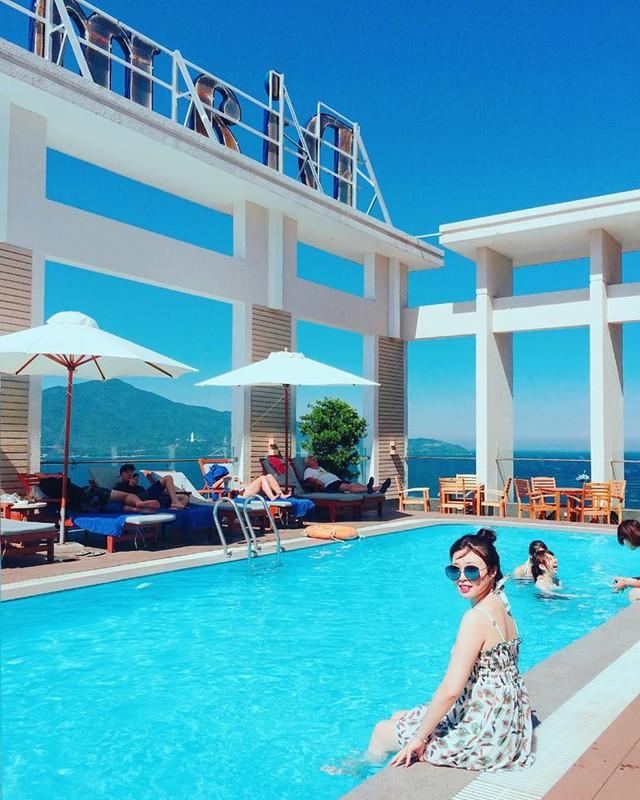 Diamond Sea Hotel - Điểm đến hấp dẫn cho các cặp đôi ghé thăm Đà Nẵng - Ảnh 1.