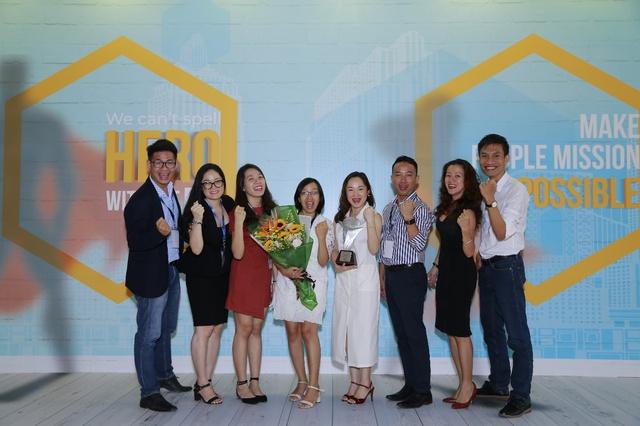 Suntory PepsiCo Việt Nam vinh dự nhận giải thưởng nhân sự uy tín Châu Á - Ảnh 2.