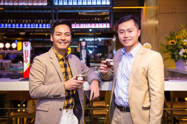 Khai trương chuỗi bia thủ công Mỹ nhập khẩu craftbrew - Ảnh 1.