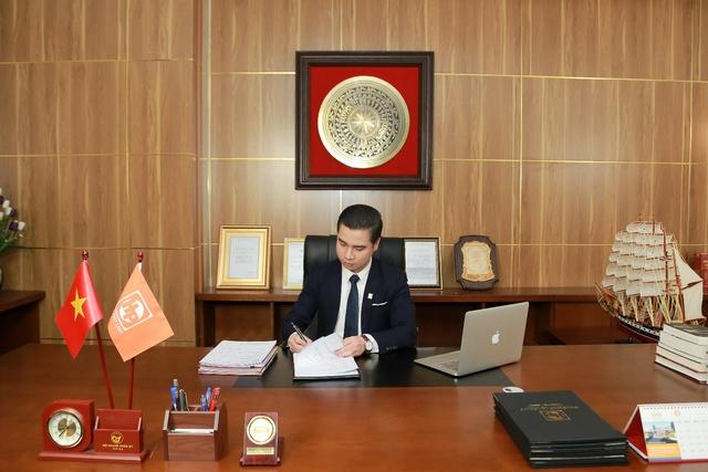 Phó Chủ tịch HĐQT Hải Phát Land – Tôi thành công từ sự khác biệt - Ảnh 1.