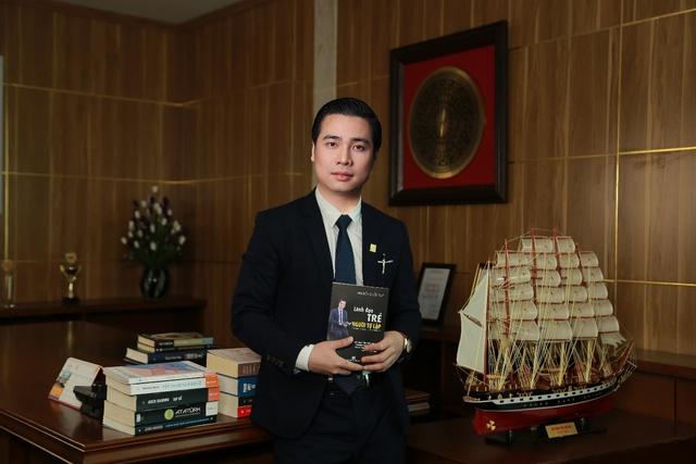 Phó Chủ tịch HĐQT Hải Phát Land – Tôi thành công từ sự khác biệt - Ảnh 2.