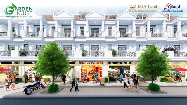 Dự án nhà phố sang trọng thu hút giới đầu tư Bắc Ninh - Ảnh 1.