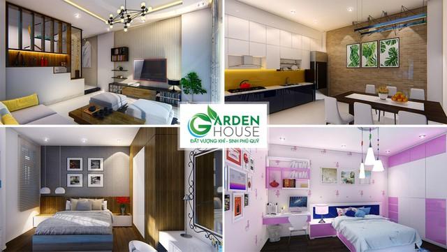 Dự án nhà phố sang trọng thu hút giới đầu tư Bắc Ninh - Ảnh 2.