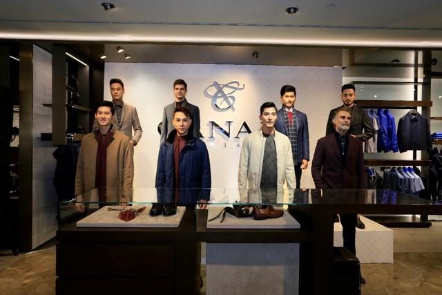 Lễ khai trương Canali tại Hà Nội với sự góp mặt của nhiều quý ông và doanh nhân thành đạt - Ảnh 3.