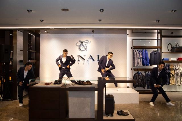 Lễ khai trương Canali tại Hà Nội với sự góp mặt của nhiều quý ông và doanh nhân thành đạt - Ảnh 4.