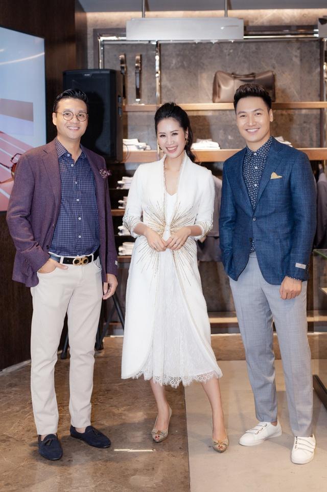 Lễ khai trương Canali tại Hà Nội với sự góp mặt của nhiều quý ông và doanh nhân thành đạt - Ảnh 6.