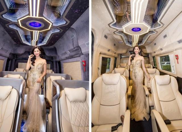 Chiêm ngưỡng nội thất Limousine sang trọng của dòng xe Skybus Solati X Series - Ảnh 5.