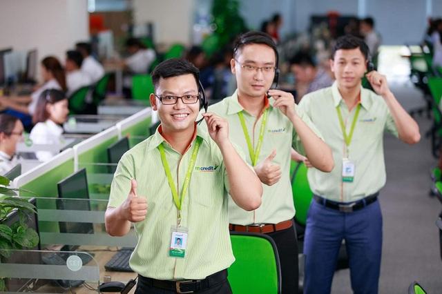 MCredit tăng cường quản lý chất lượng dịch vụ khách hàng - Ảnh 1.