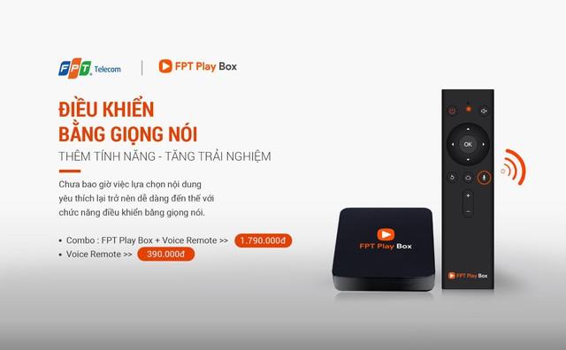 """Vì sao điều khiển bằng giọng nói của FPT Play Box vừa mới ra mắt luôn """"cháy hàng""""? - Ảnh 2."""