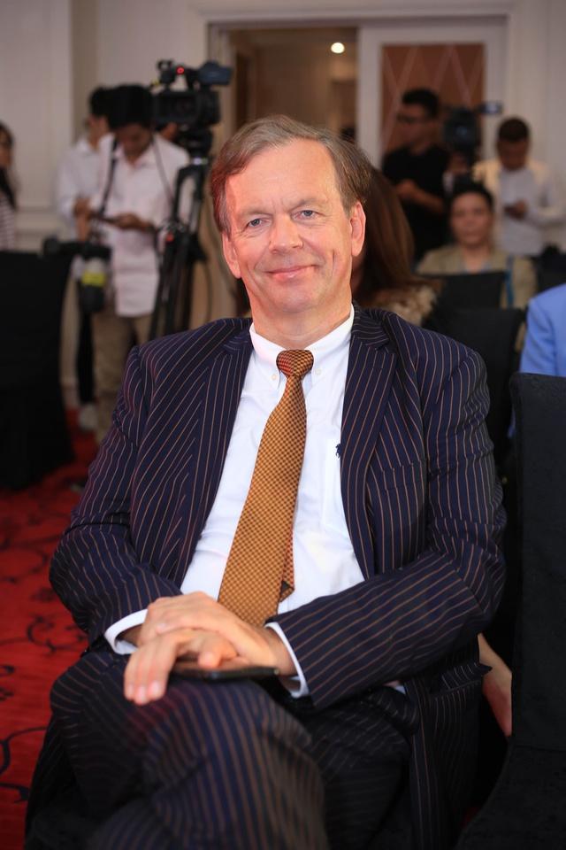 Chủ tịch Tổ chức Y tế và Dinh dưỡng thế giới dự lễ ra mắt thương hiệu Sankom tại Việt Nam - Ảnh 2.