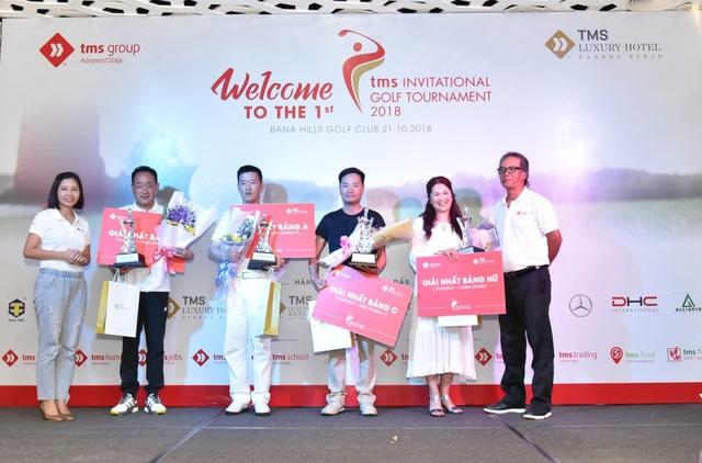 TMS Invitational Golf Tournament 2018: Trao thưởng 10 tỷ đồng cho các golfer xuất sắc - Ảnh 1.