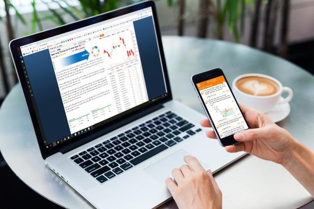 StockTraders phát triển và nâng cấp ứng dụng Tín hiệu cảnh báo trên di động dành cho iOS và Android - Ảnh 1.