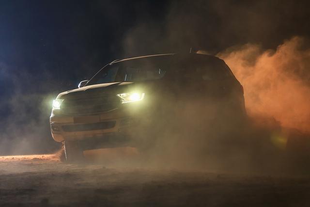 Khám phá Ford Everest 2018 tại triển lãm MS 2018 có gì mới - Ảnh 5.