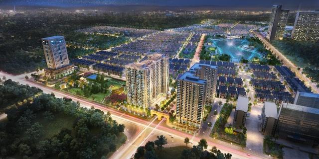 Anland Premium hưởng lợi kép nhờ Khu thành phố Dương Nội - Ảnh 1.