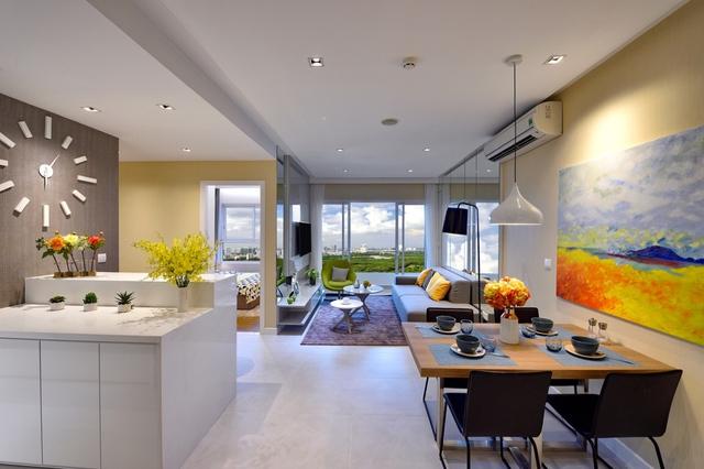 Đầu tư sinh lời, an cư bền vững với căn hộ Dragon Hill Residence & Suites - Ảnh 1.