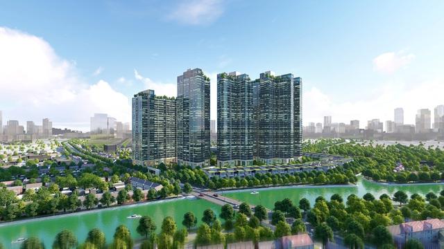 Sunshine Group chính thức đổ bộ Sài Gòn - Ảnh 12.