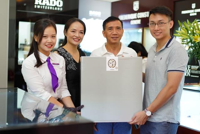 Seiko Watch & Clock Center chính thức đi vào hoạt động tại số 156 Nguyễn Khánh Toàn Hà Nội - Ảnh 2.