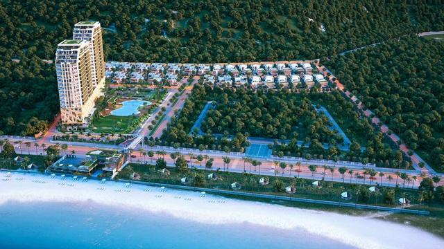 Biệt thự nghỉ dưỡng The Long Hai Resort: Sở hữu vĩnh viễn, pháp lý hoàn thiện 100% - Ảnh 1.