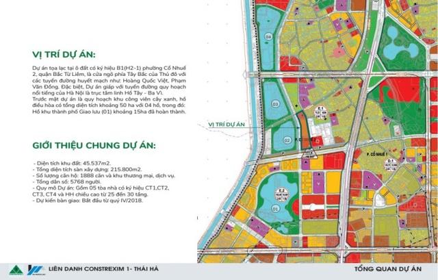 Mở bán chung cư HH 43 Phạm Văn Đồng - Bất động sản phía Tây Hà Nội cuối năm 2018 - Ảnh 1.