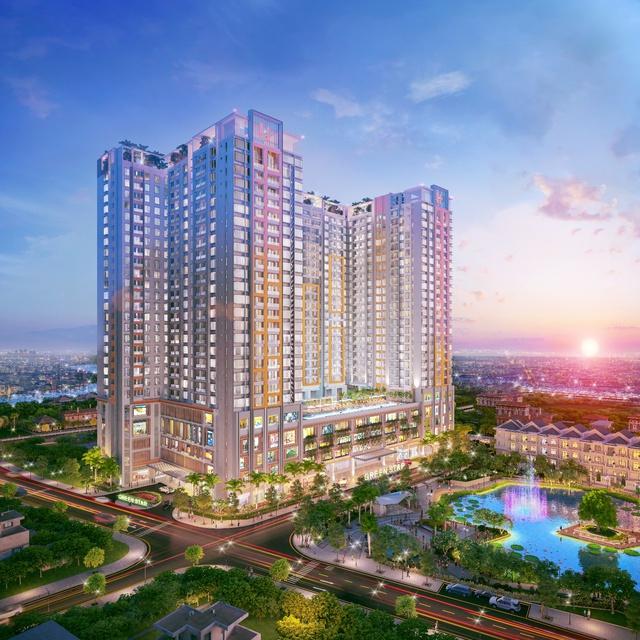 Khu Nam dẫn đầu nguồn cung mới và tiêu thụ căn hộ cao tầng ở TP HCM - Ảnh 1.