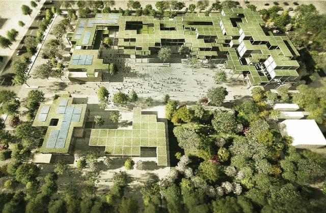 """""""Đem quân đi đánh xứ người"""", hàng loạt thiết kế của một công ty kiến trúc Việt Nam được thế giới công nhận - Ảnh 6."""