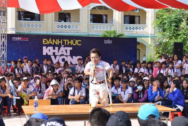 MobiFone và hành trình truyền cảm hứng cho giới trẻ - Ảnh 1.