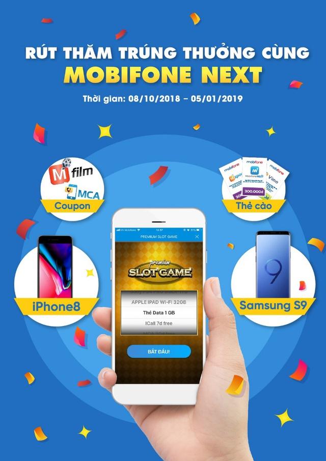 Chuyển tiền điện thoại siêu tiện lợi trên ứng dụng MobiFone NEXT - Ảnh 1.