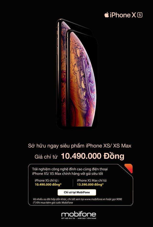 Mua combo - cách sở hữu Iphone XS/XS Max/XR siêu tiết kiệm - Ảnh 1.