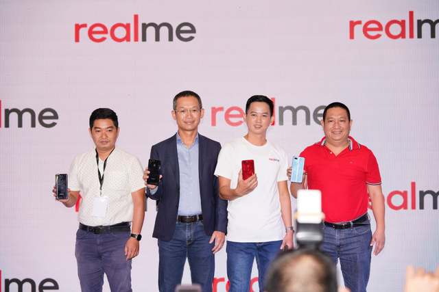 """FPT Shop: """"Realme là một trong những nhãn hàng nhanh nhất trong việc thâm nhập chuỗi lớn"""" - Ảnh 1."""