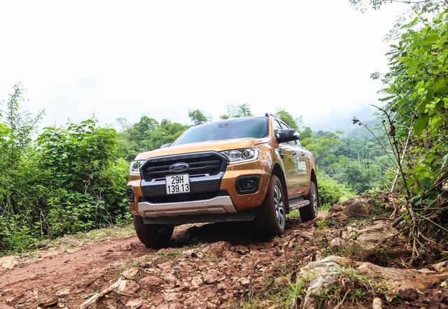 Đánh giá ưu và nhược điểm của Ford Ranger Wildtrak 2.0 bi-turbo 2018 - Ảnh 4.