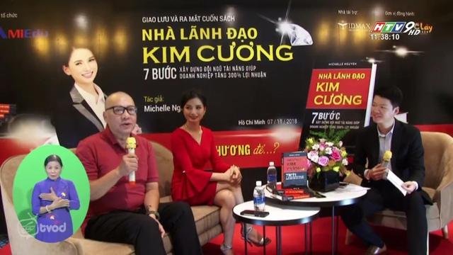 """Ra mắt sách """"Nhà Lãnh Đạo Kim Cương"""" giúp Doanh nghiệp tăng 300% lợi nhuận - Ảnh 2."""