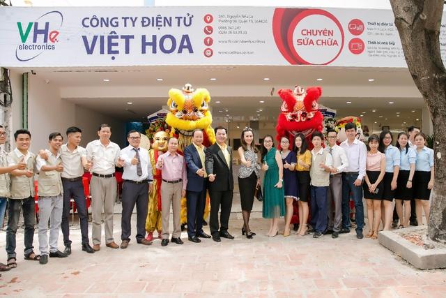 Điện tử Việt Hoa – Trung tâm bảo hành ủy quyền chính hãng AKINO - Ảnh 1.