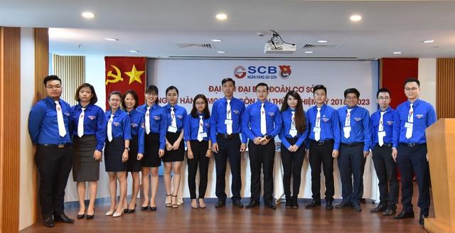SCB tổ chức đại hội Đoàn Thanh niên lần thứ II (2018 – 2023) - Ảnh 1.