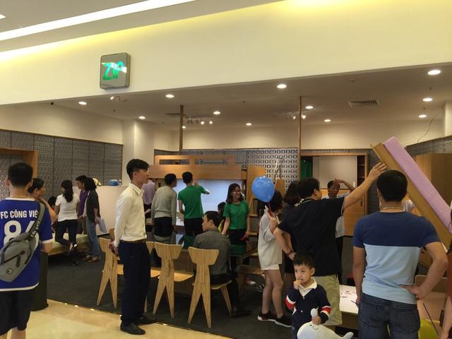 Cứ 100 khách hàng sử dụng nội thất thông minh ZIP thì có 56 người sống tại dự án Vingroup - Ảnh 1.