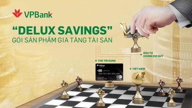 VPBank tung ưu đãi lớn cùng gói sản phẩm tài chính 3 trong 1 - Ảnh 1.