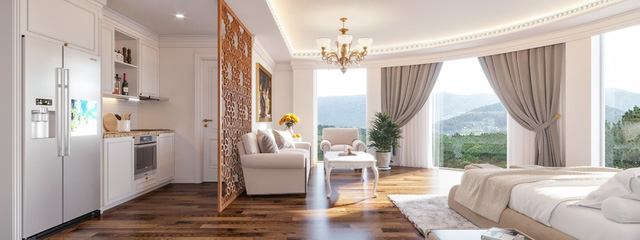 Mở phân phối 40 căn khách sạn 3 sao, giá 1 tỷ 2 ở trọng điểm Đà Lạt - Ảnh 2.