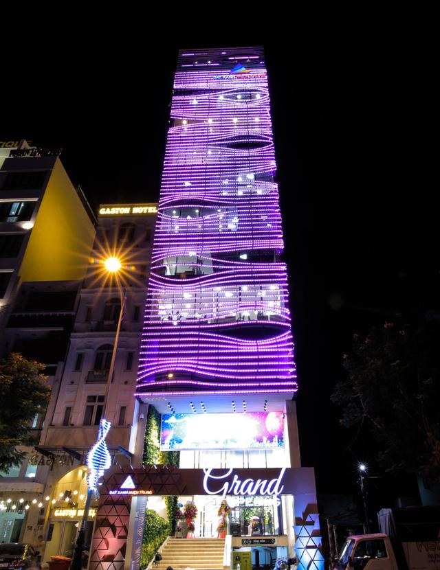 Khai trương tòa nhà cấp cao mới ở Đà Nẵng - Ảnh 1.