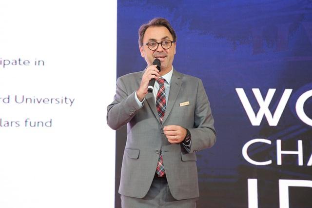 Chúng tôi hướng đến cộng đồng doanh nhân Việt Nam - Ảnh 2.