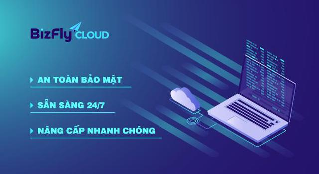 BizFly Cloud tung loạt giải pháp công nghệ hỗ trợ doanh nghiệp Việt trong giai đoạn chuyển đổi số - Ảnh 1.