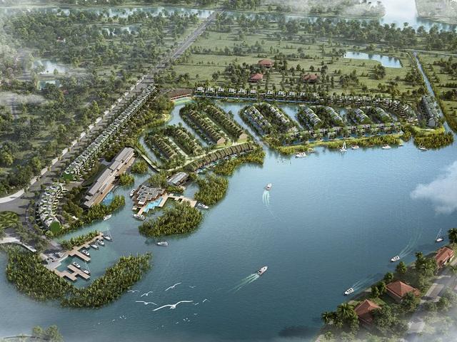 Hợp tác với Đạt Phương, SIMA phân phối chính thức dự án Casamia Hội An - Ảnh 1.