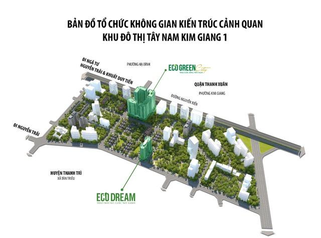 Bất động sản khu Tây Nam Kim Giang hưởng lợi từ hạ tầng giao thông phát triển - Ảnh 1.